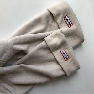 Ivory Hunter Boot Socks